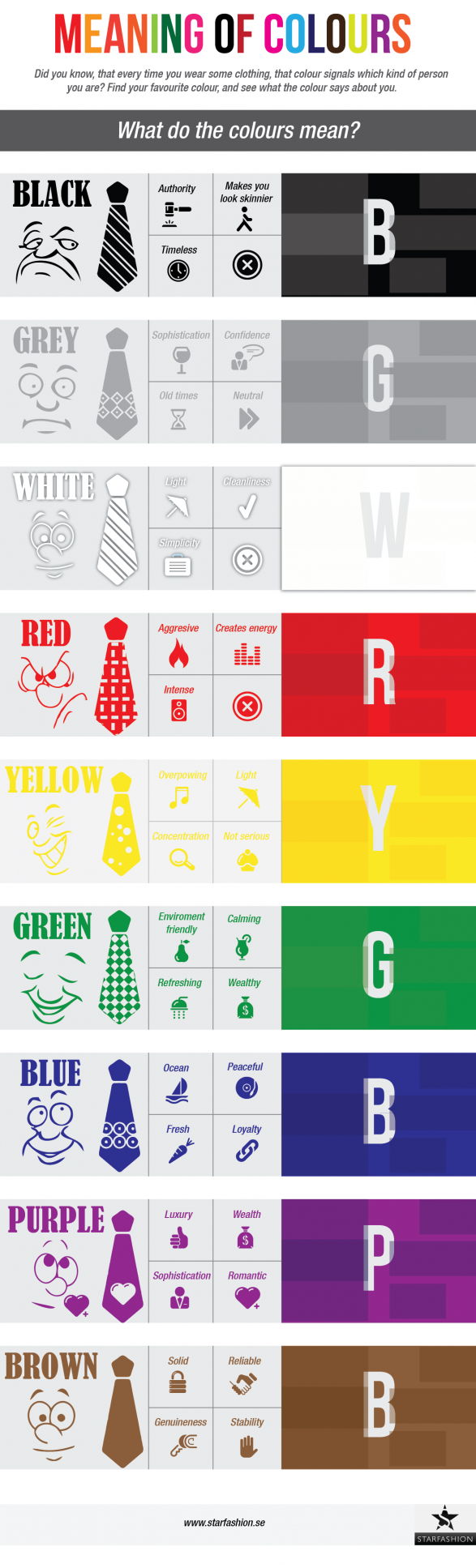 DON\u0027T MISS: INFOGRAPHIC: The Color Of Your Clothes Reveals How You Spend Money \u003e