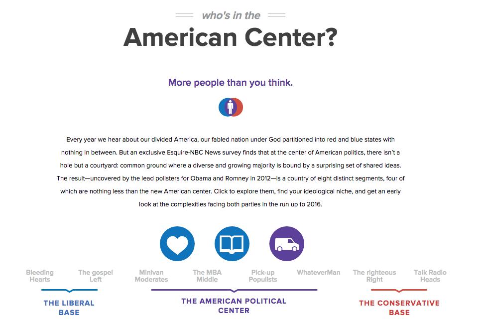 american center