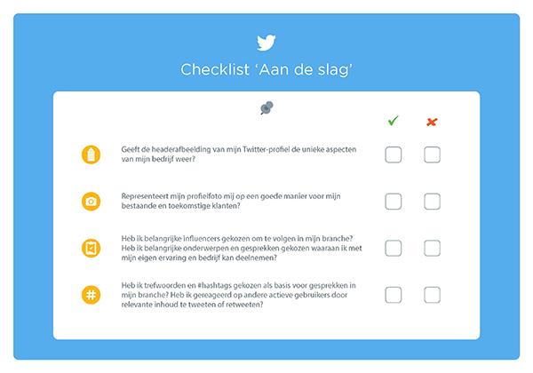Twitter Checklist | Finnish