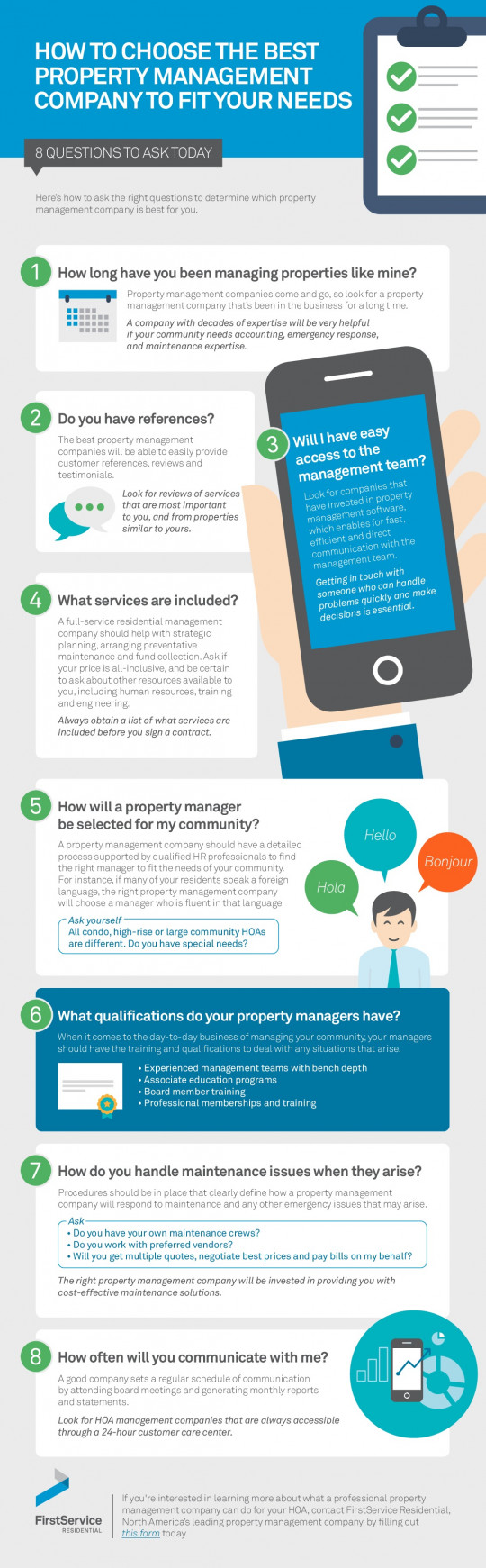 How to Choose the Best Property Management Company to Fit Your Needs