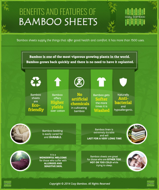 Benefits and Features of Bamboo Sheets