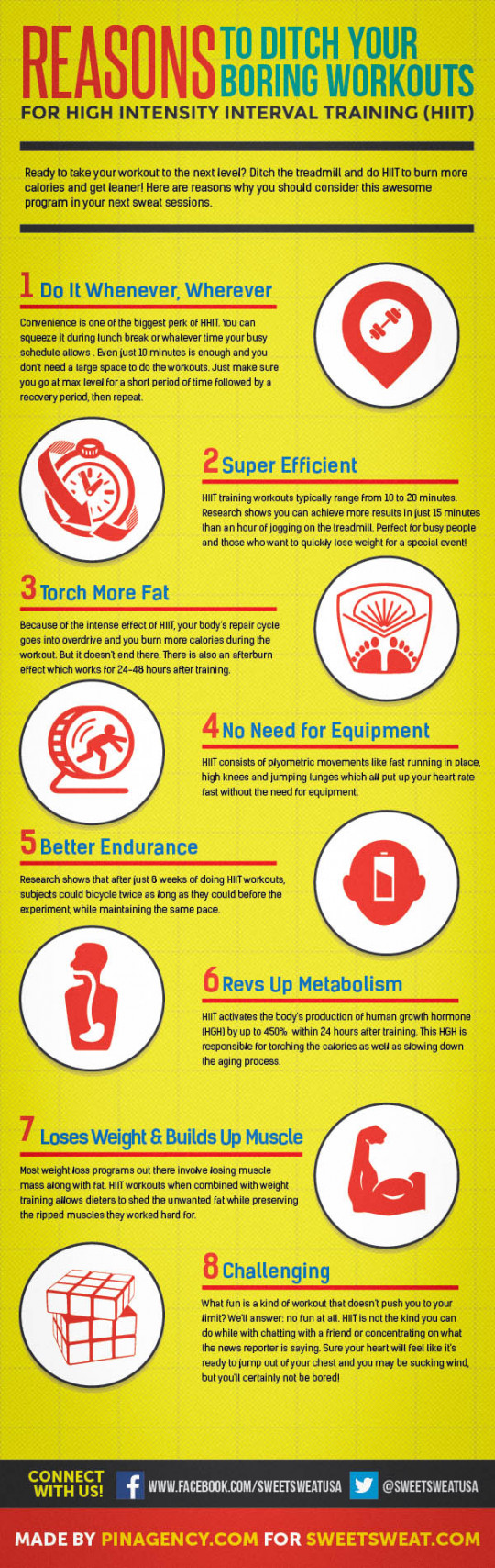 Reasons to Ditch Your Boring Workouts