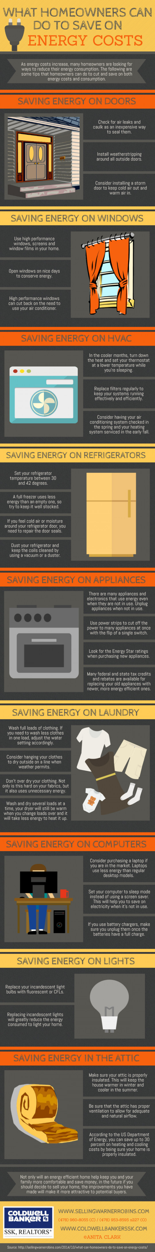 What Homeowners Can Do to Save Money on Energy Costs