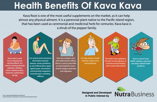 Health Benefits Of Kava Kava