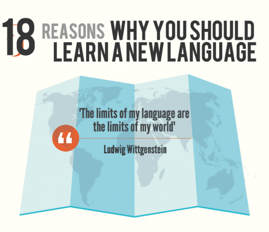 18 Reasons Why You Should Learn a New Language
