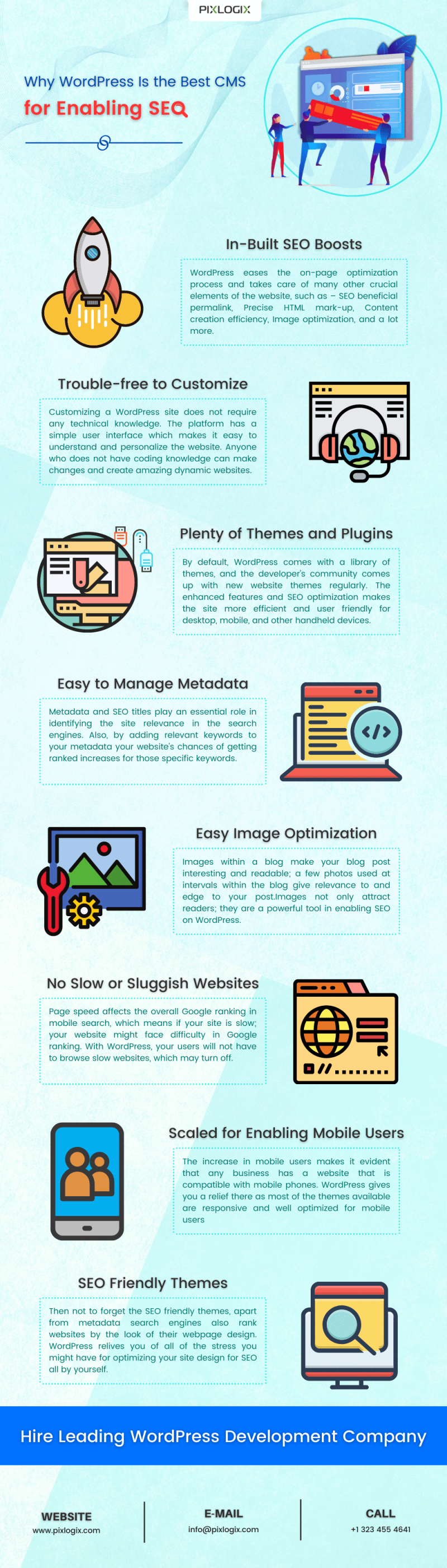 Why WordPress Is the Best CMS for Enabling SEO