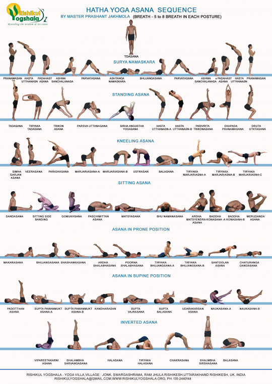 Hatha Yoga Primary Series
