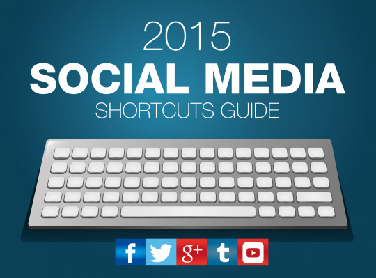2015 Social Media Keyboard Shortcuts