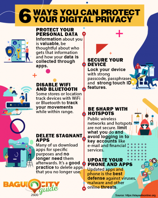 6 Ways You Can Protect Your Digital Privacy