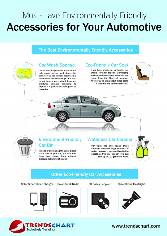 Must-Have Environmentally Friendly Accessories for Your Automotive