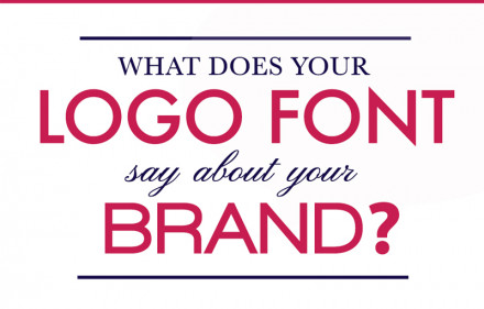 What Does Your Font Logo Say About Your Brand?