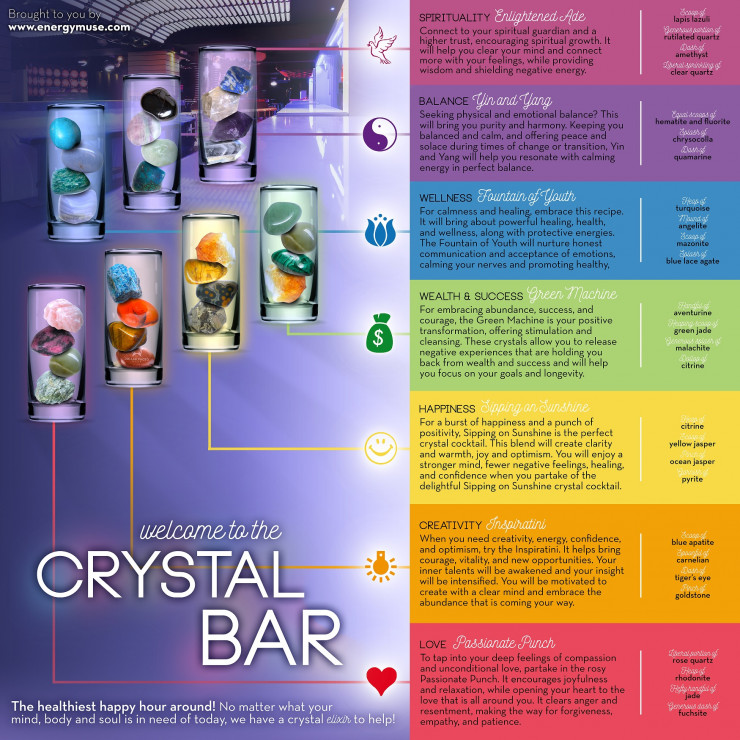 Welcome to the Crystal Bar!