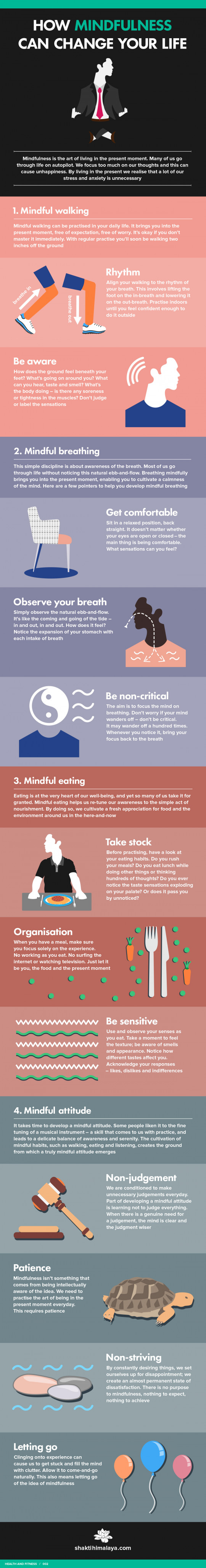 How Mindfulness Can Change Your Life