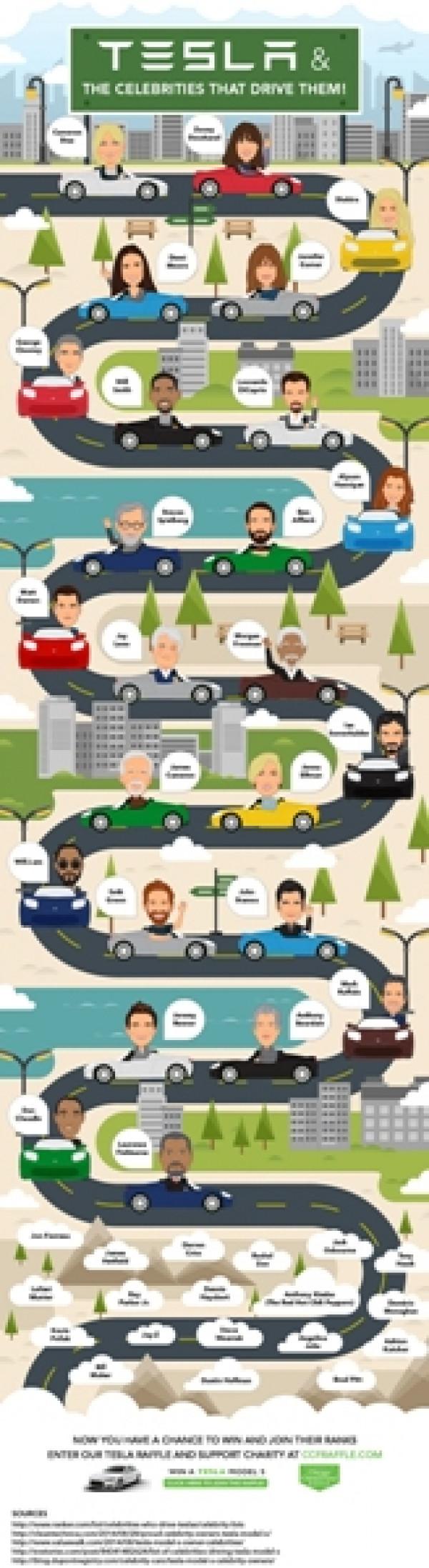 Tesla Infographic