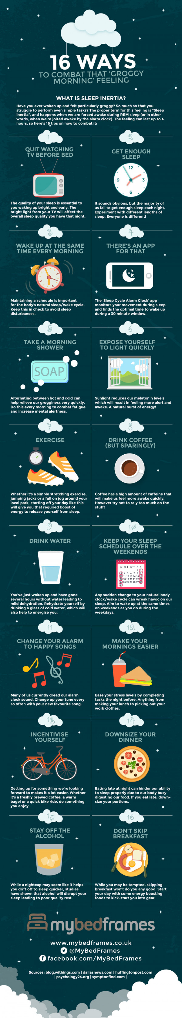 Ways To Get Energy Naturally In The Morning