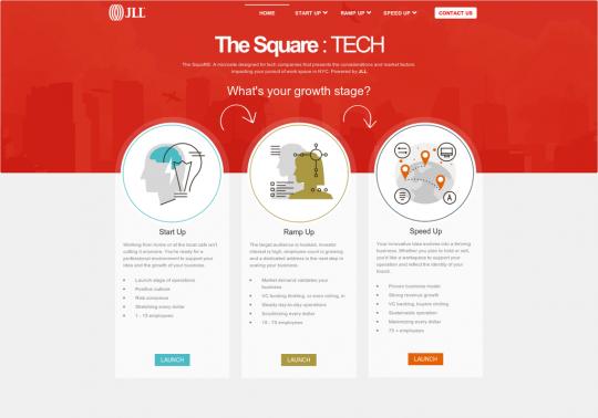 The Square: TECH
