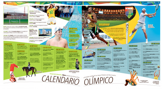 Calendario Olímpico