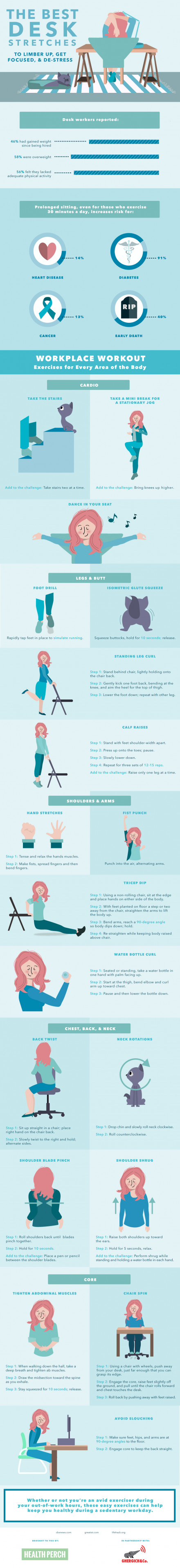 The Best Desk Stretches