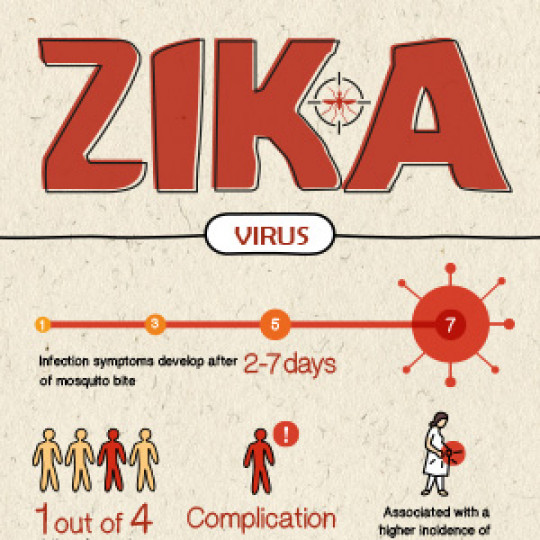 What is Zika Virus? [Infographic]