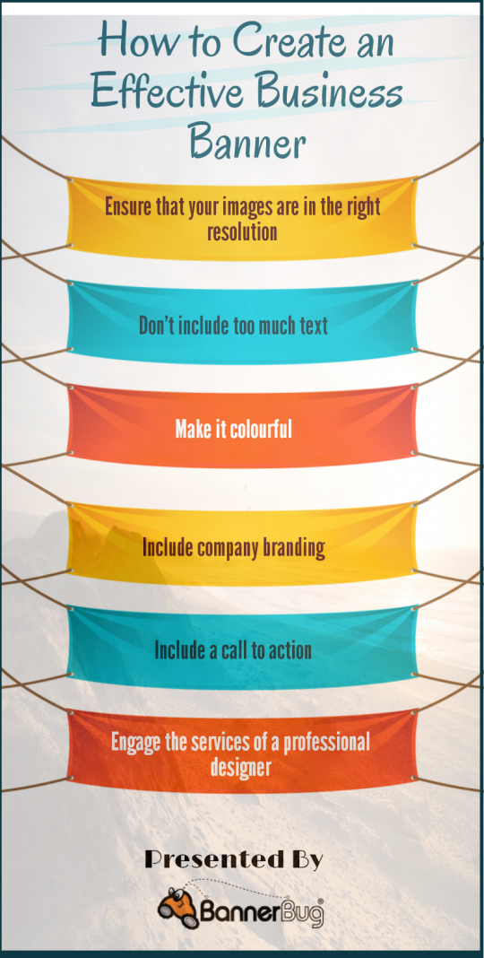How to Create an Effective Business Banner