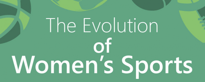 the evolution of women in sports Change is happening for women in the sport coupled with the expansion and evolution of the industry have led to new and multiple pathways for women.