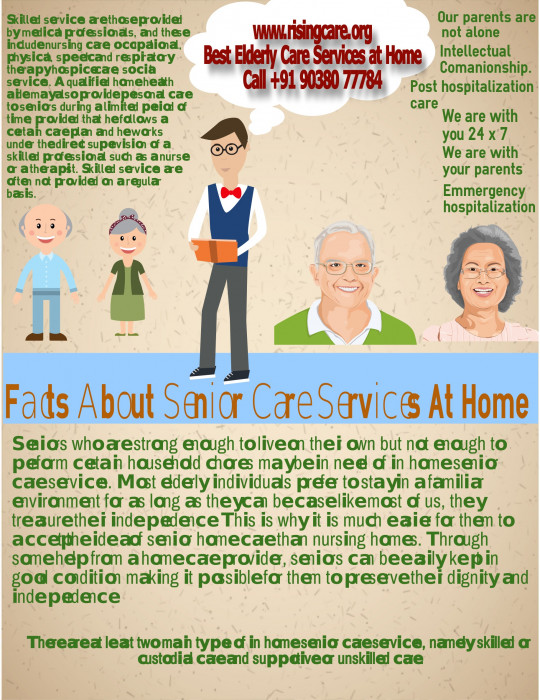 elderly care in kolkata | senior care at home | old age care at home