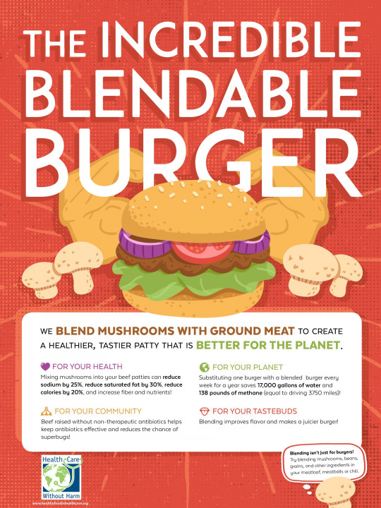 The Incredible Blendable Burger