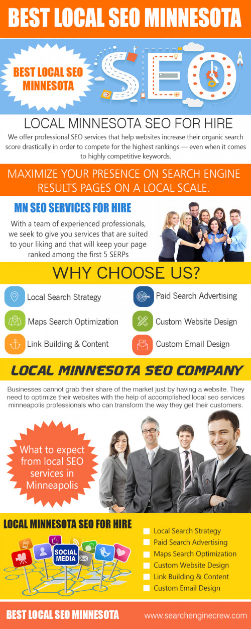 Best local seo Edina mn  for hire
