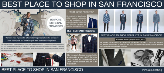 Bespoke Shirts San Francisco