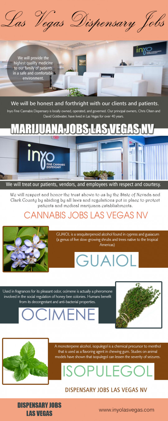 Las Vegas Dispensary Jobs