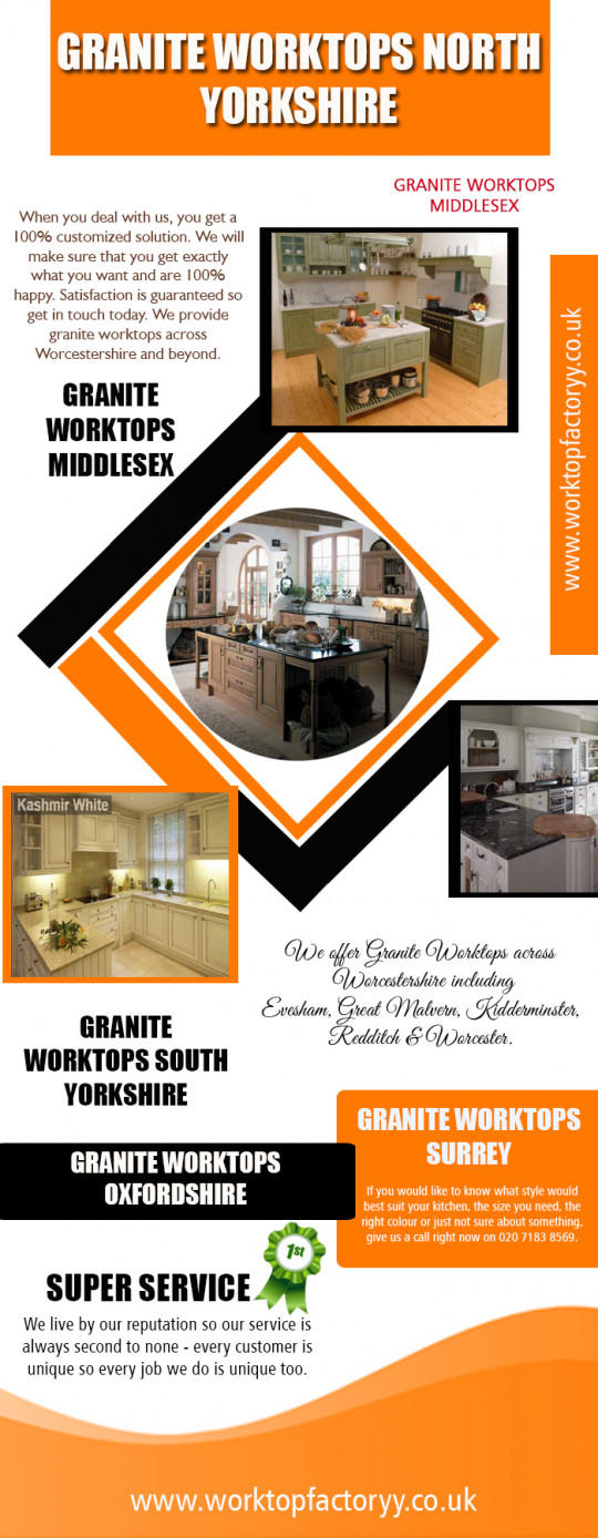 Granite Worktops Middlesex