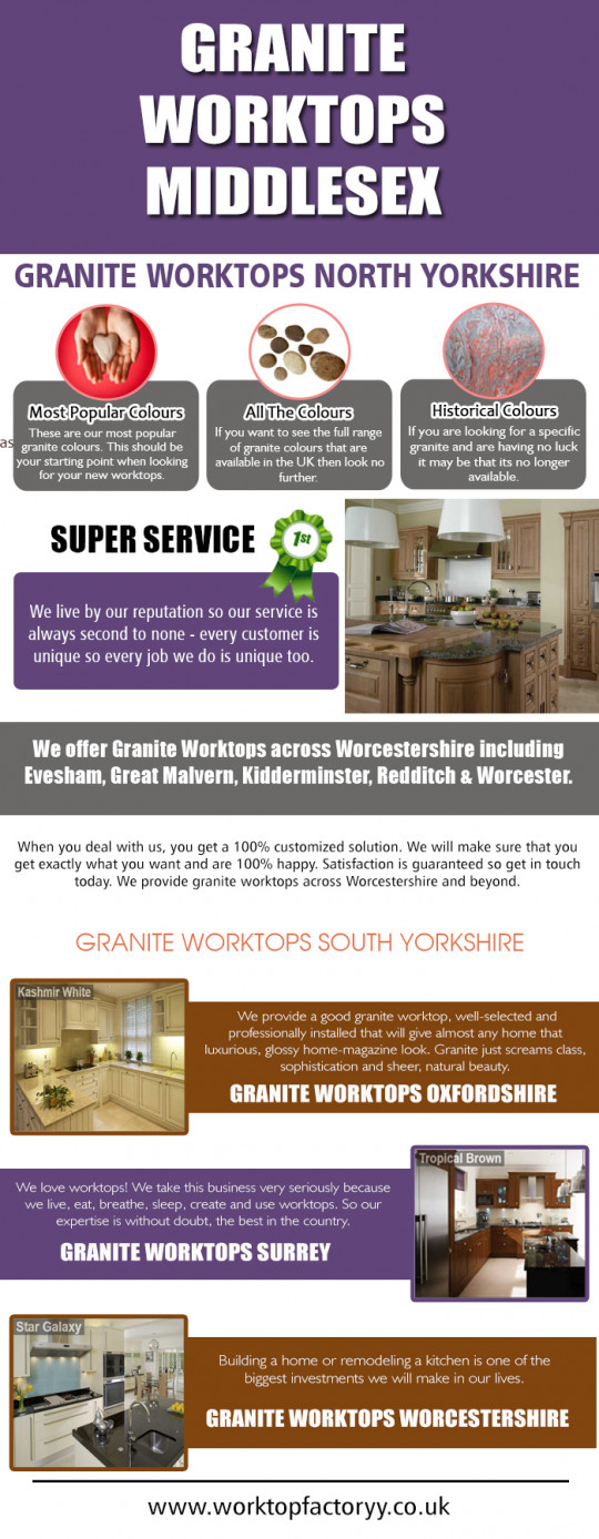 Granite Worktops North Yorkshire