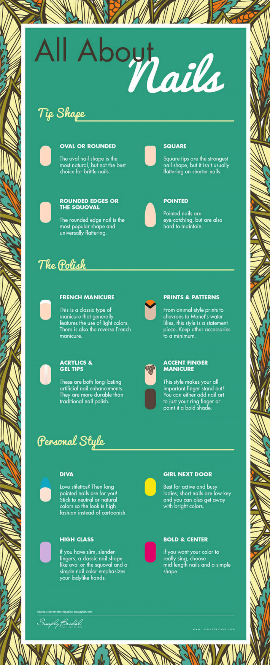 Nail Style Guide