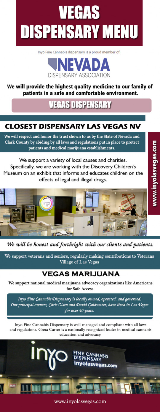 Closest Dispensary Las Vegas NV