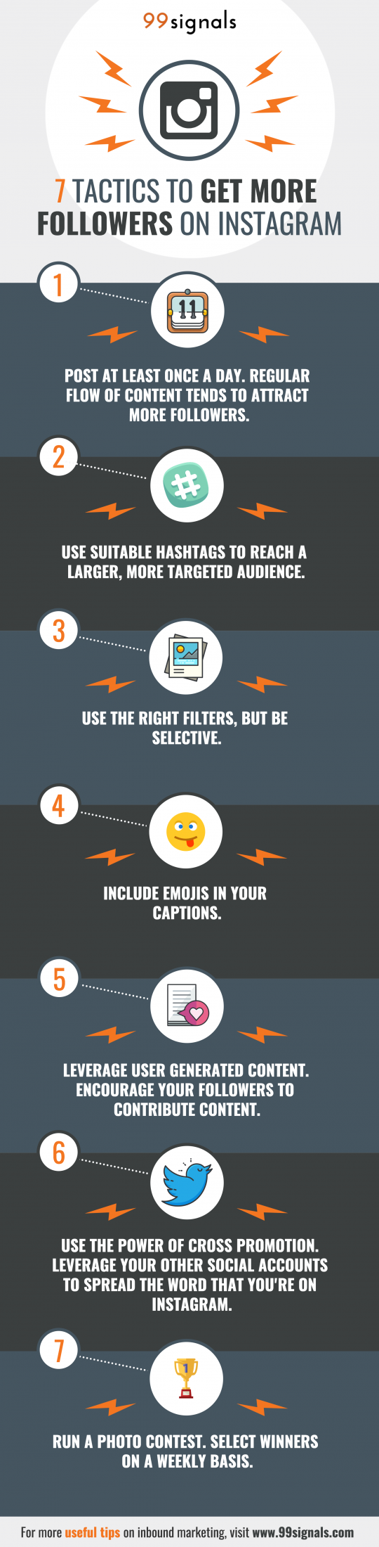 7 Simple Tactics to Get More Followers on Instagram