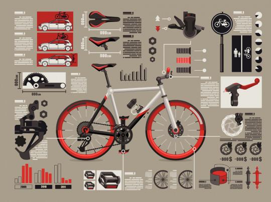 Bike elements