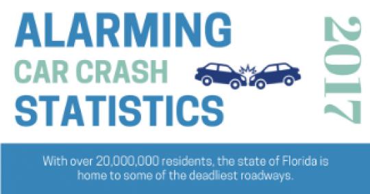 Alarming Trends in 2017 Florida Auto Accident Statistics