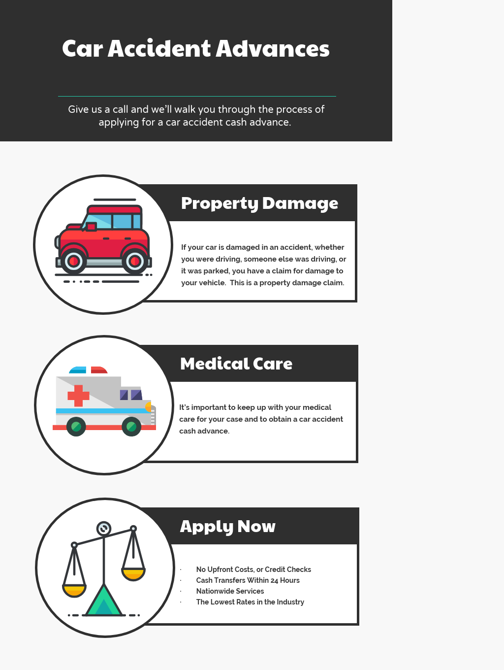 Car Accident Cash Advance